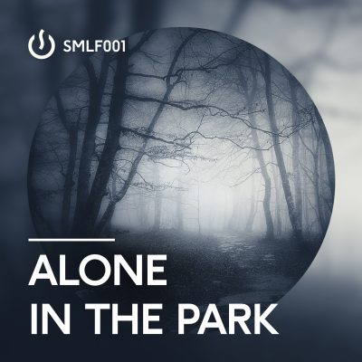 SMLF001 Alone in the park
