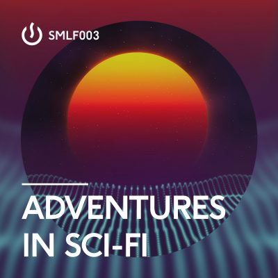 SMLF003 ADVENTURES IN SCI-FI